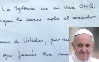 Graphologie | Papst
