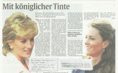 Abendzeitung München: Mit königlicher Tinte