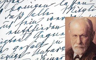 Graphologie   Freud